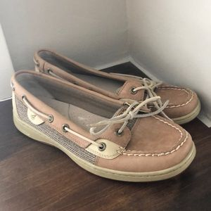 Sperry Top Sider Tab loafer boat shoes size 8